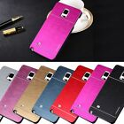 Metal Aluminum +PC Hard Back Cover Case Skin For Samsung Galaxy S5 NT3/4 ehn4.