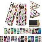 Flower/Animal Print Soft TPU Silicon Back Case Cover For Samsung Galaxy Phones