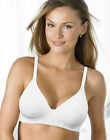 4 pack Hanes Her Way Wirefree Bras with Concealing Petals - Style G510