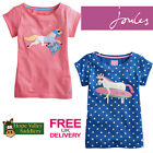 Joules Jnr Maggie Girls T-Shirt (S) **BNWT** **FREE UK Shipping**