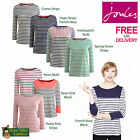 Joules Harbour Ladies Long Sleeved Top (S) **BNWT** **FREE UK SHIPPING**
