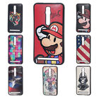 Shockproof Happy uncle Mario Rugged Case Cover Skin For Asus Zenfone 2 2th Gen