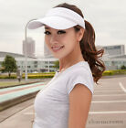 Summer Unisex Women Men Golf Tennis Baseball Sport Wide Brim Beach Visor Sun Hat