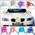 CAR DECORATION MARRIAGE 7 METERS RIBBON + 5 KNOTS RIBBON KIT COLORS TO CHOOSE