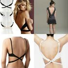 Bra Strap Backless Low Back 3 Colors Adapter Converter Adjustable Fully 1pc