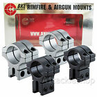 "BKL 263/263H Air Rifle/Gun/Rimfire Mounts 2 Piece 1""/25mm 9-11mm Scope Mount"