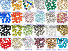 Wholesale Lot Quality Crystal Rhinestones 1440pcs Flatback No Hotfix Nail Art