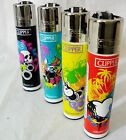 #29 Clipper Super Flint Lighter Circle Of Life Love Fun Music Full Set/Single