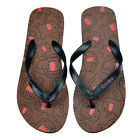 Domo Kun Japanese Thong Sandals Cartoon Character NHK Animation Flip Flop