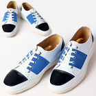 New Legend Fashion Mens Sneakers White Comfort Casual Lace Up Shoes