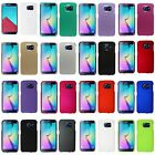 Hard Plastic Ultra Slim Snap-on Case Cover Shell For Samsung Galaxy S6 Edge