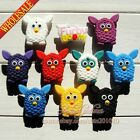 10-100PCS Furby Boom PVC Shoe Charms Buckle Accessories fit Bracelet Bands Gifts