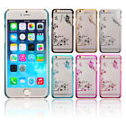 Ultra Slim Radium Carved Butterfly PC Hard Case Cover Skin For  iPhone 6 4.7''