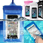 WaterProof UnderWater Swim Dry Pouch Bag Case Cover Holder For Phone TouchScreen