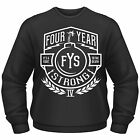 FOUR YEAR STRONG Truce It's A Fight To The Death CREW NECK SWEATER PULLOVER NEU