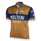 MOLTENI RETRO CYCLING TEAM BIKE JERSEY by ROGELLI