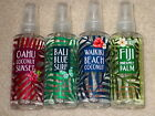 BATH & BODY WORKS TRAVEL SIZE FRAGRANCE MIST ORCHARD,COTTON *CHOOSE YOUR SCENT*