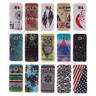 Elegant Trendy TPU Protector Silicone Soft Rubber Gel Case Cover Fr LG HTC Nokia