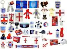 ENGLAND ST GEORGE ACCESSORIES FAN FOOTBALL RUGBY CRICKET GIFT SOUVENIR NOVLETY