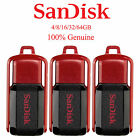 SanDisk Cruzer Switch USB 2.0 Flash Drive Memory SDCZ52 4GB 8GB 16GB 32GB 64GB M