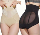 Women Body Shaper Belly Control Brief High Waist Shapewear Pants Shorts Fashion