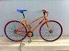 Fixed Gear Fixie Single Speed Bike CLEARANCE SALE Mojo Bike HUGE REDUCTIONS