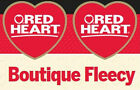 Red Heart Boutique Fleecy