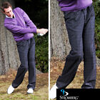 Stromberg 4655  Golf Trousers in Purple Check  just £34.99