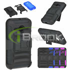 Rugged Hybrid Soft Cover Clip Protective light Hard Case For Alcatel 4037T new