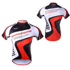 Summer New Mens Outdoor Bike Cycling Bicycle Short Sleeve Jersey Sports T-shirts