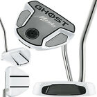 TaylorMade Golf Ghost Manta 72 Heel Shafted Mid Length Putter - Brand New