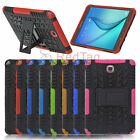 "Hybrid Rugged Kickstand Cover Case For Samsung Galaxy Tab A 8.0"" 9.7"" SM-T350"