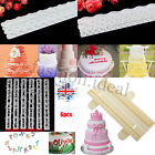 Alphabet Number Letter Cake Decorating Fondant Icing Cookie Cutter Set Mould #F