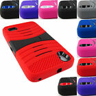 FOR HUAWEI PHONE MODELS HEAVY DUTY HYBRID STAND CASE COVER ACCESSORY+STYLUS