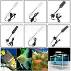 3 Modes Led Aquarium Lamp 24LED 48LED Flexible Arm Fish Tank Clip Light