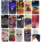 14 Design Paint TPU Silicone Rubber Protective Case Cover For Iphone Samsung
