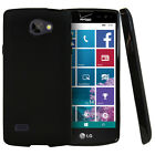 LG Lancet Case, Slim & Flexible Anti-shock Crystal Silicone Protective TPU Cover