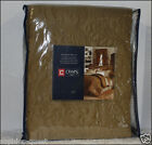 Chaps CHANDLER PAISLEY QUILT Coverlet  Bedspread - Quilted Khaki Gold *NEW*