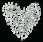 Pearl White Acrylic Dots 200 pieces For Fretboard, Ukulele, Banjo, Guitar 3-7mm