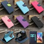 Hybrid Flip Card Wallet Leather Cover Case Stand For Samsung S6/Edge+/Core 2015