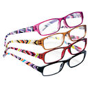 Collections Etc Fashion Reader Glasses - Set Of 4