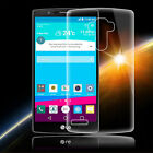 Ultra Thin Slim Soft Transparent Soft Silicone TPU Case Cover For LG G3 G4