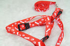 New variety Training Dog Pet Puppy Adjustable Harness Lead leash Traction rope