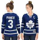 Dion Phaneuf Toronto Maple Leafs Reebok Womens Premier Player Jersey NHL