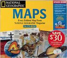 National Geographic MAPS PC CD-ROM every foldout war map from magazine Windows