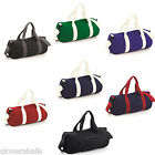 Bagbase Varsity Original Barrel Holdall in 7 Colours Ideal Gym or Travel Bag