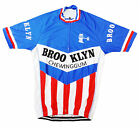 BROOKLYN RETRO VINTAGE CYCLING TEAM BIKE JERSEY