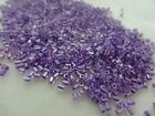 1.5x2mm 30/50/100/200/500grams IRIDESCENT VIOLET GLASS TUBE BEADS GB02539