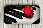 red rose on piano romantic CASE FOR iPHONE 4 , 5 , 5c , 6 -jhg1Z