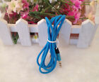 3.5mm Jack Male to Male Audio Stereo Aux Extension Cable Cord For iPod iPhone u